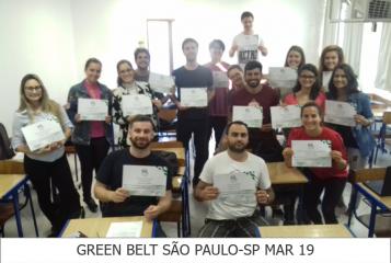 São Paulo/SP MAR - 19
