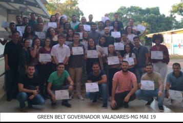 Governador Valadares /MG MAI - 19